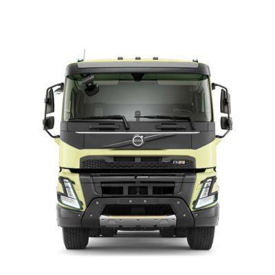 Nouveau Volvo FMX : livraisons sur route ou sur chantier