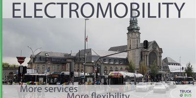 L'électromobilité : notre priorité !